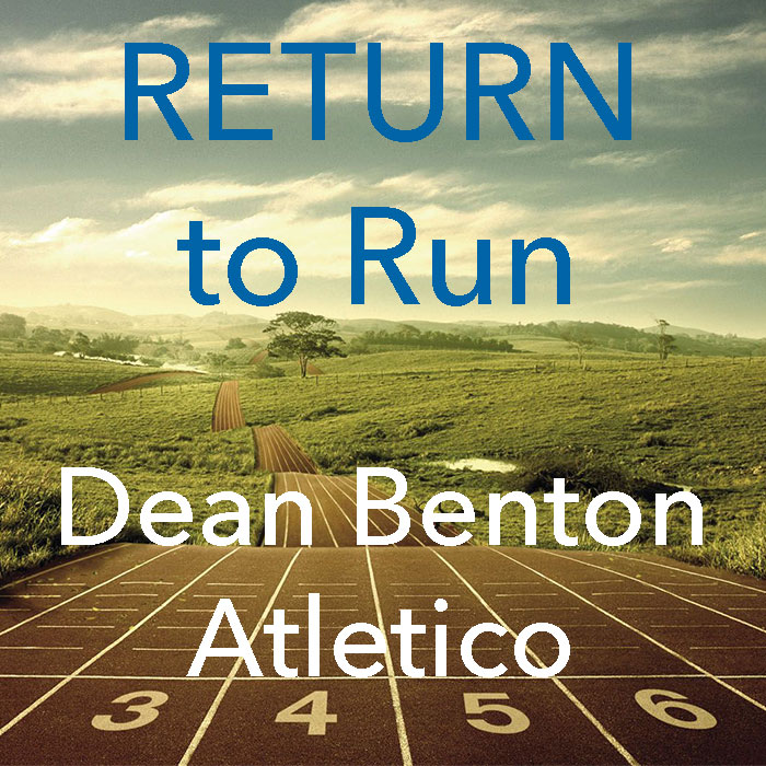RETURN To Run Dean Benton Running Drills